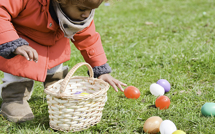 Easter Egg Hunts in Paris