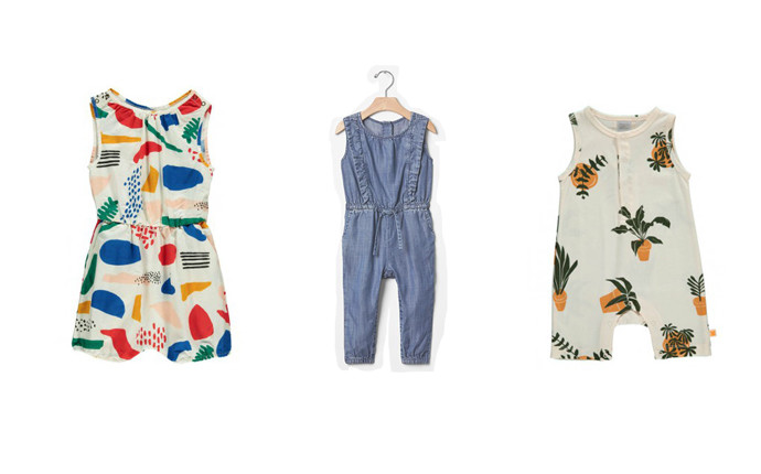 Jumper & Romper Roundup for Spring