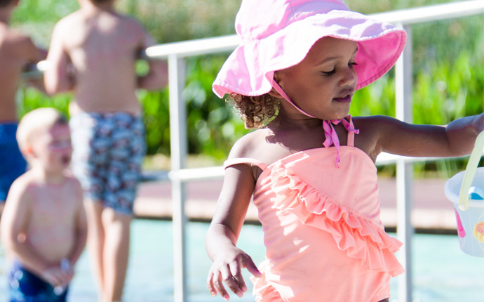 Little Swimmers: Summer 2016 Swimwear Roundup For Kids