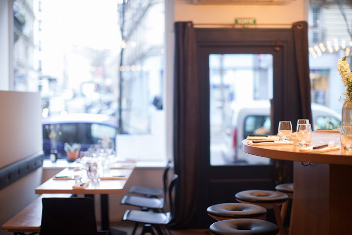 Tannat in the 11th is a great spot for lunch prix fixe in Paris and a great dinner spot as well. | More on Mannaparis.com